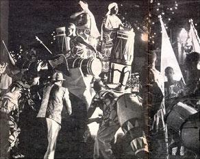 1960 – Alegoria dos Tambores